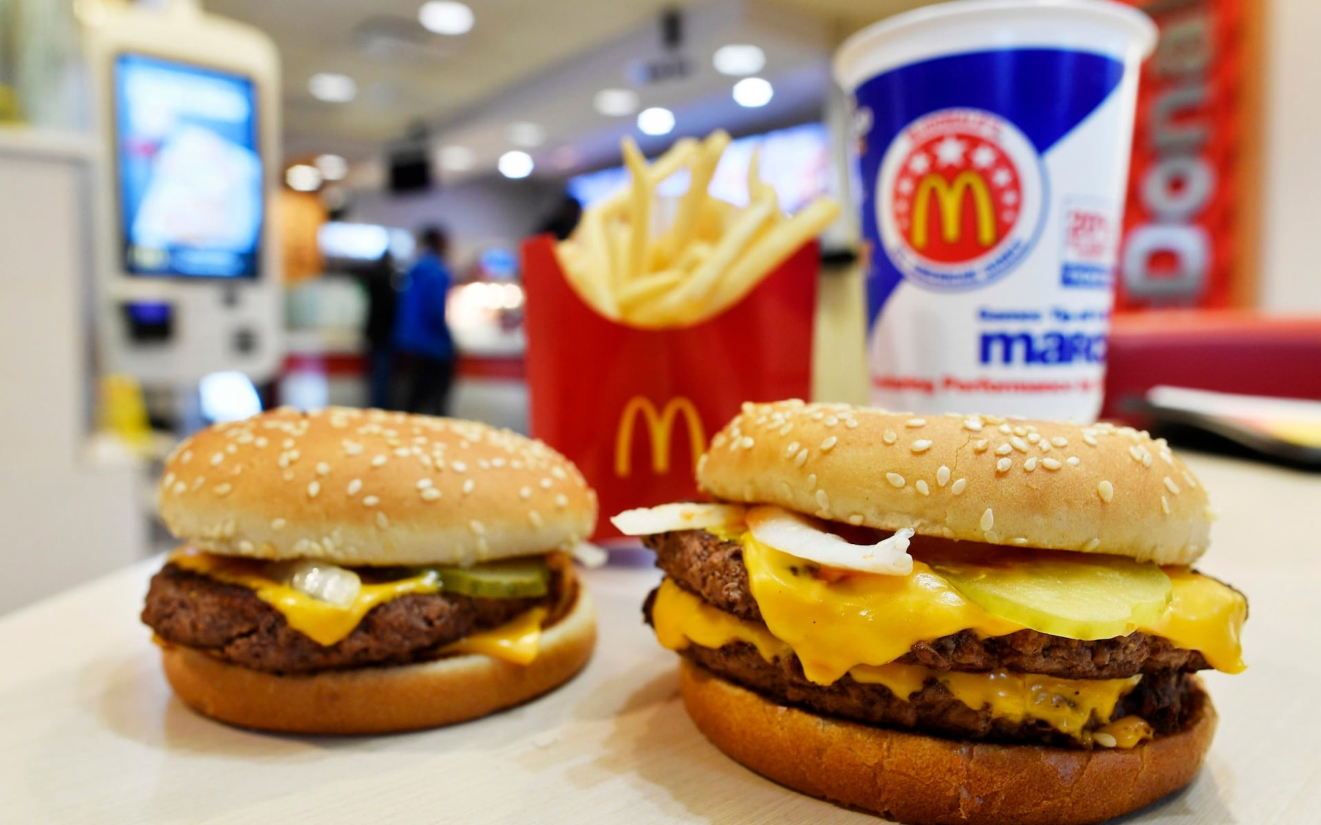Soccer Team Being Investigated After Bribing Players with McDonald's
