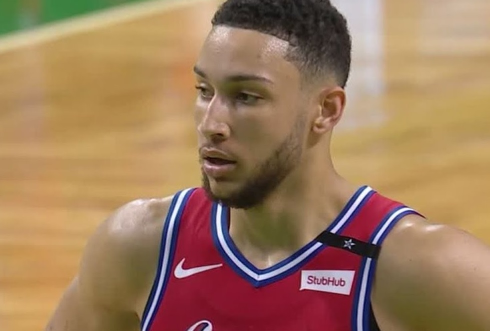 Celtics Fans and Donovan Mitchell Troll Ben Simmons At free-Throw