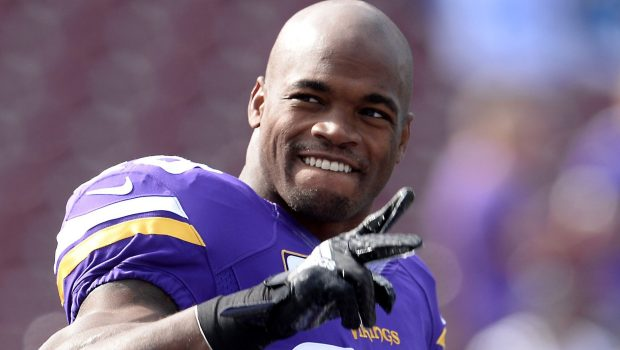Adrian Peterson's Side Chick Continues to Expose Him