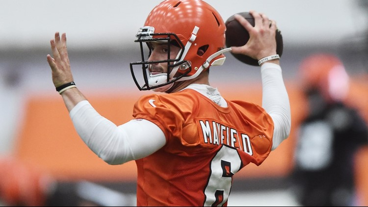 Cleveland Browns on Hard Knocks is Happening