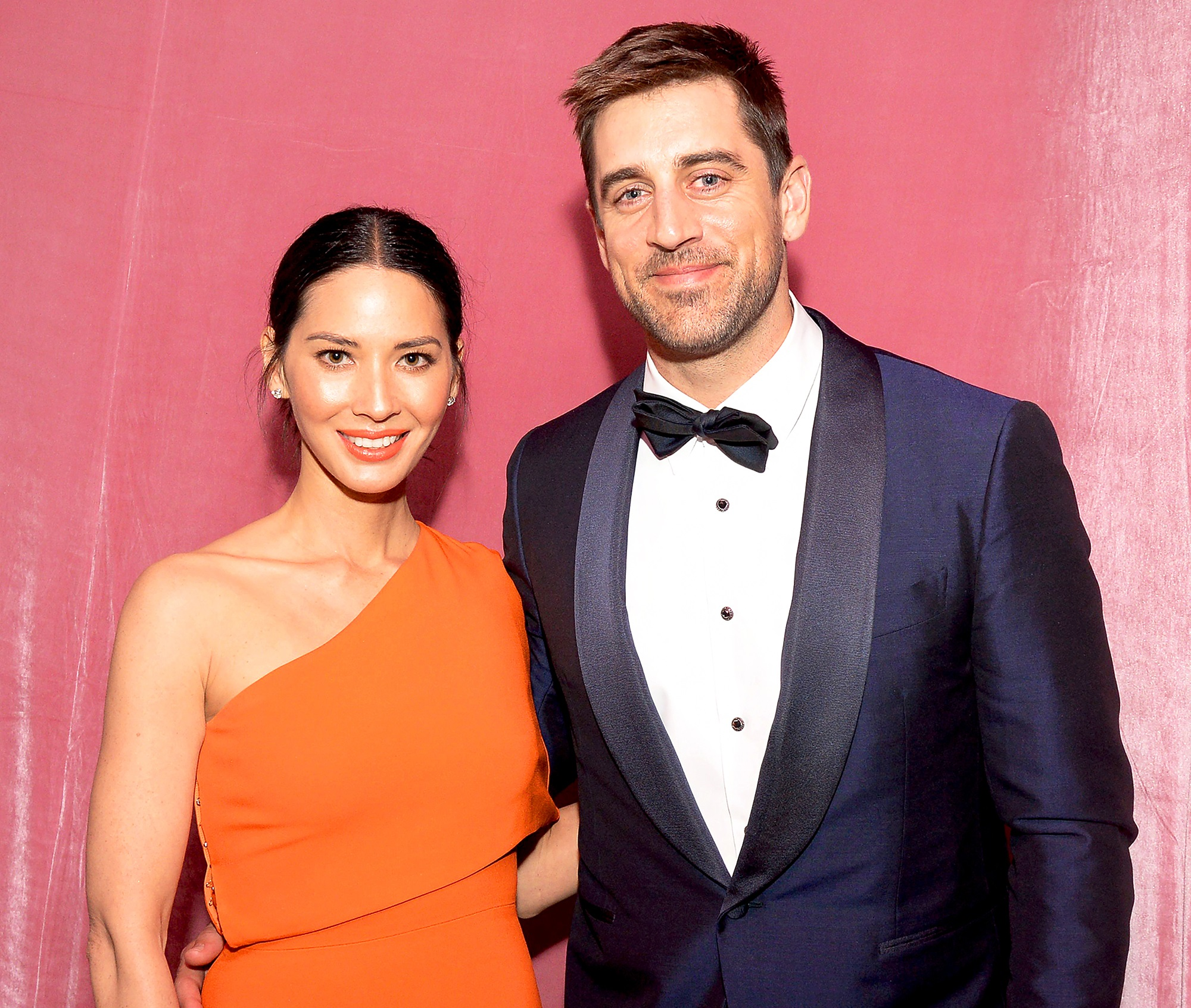 Olivia Munn Finally Opens up about Aaron Rodgers and his Family Drama