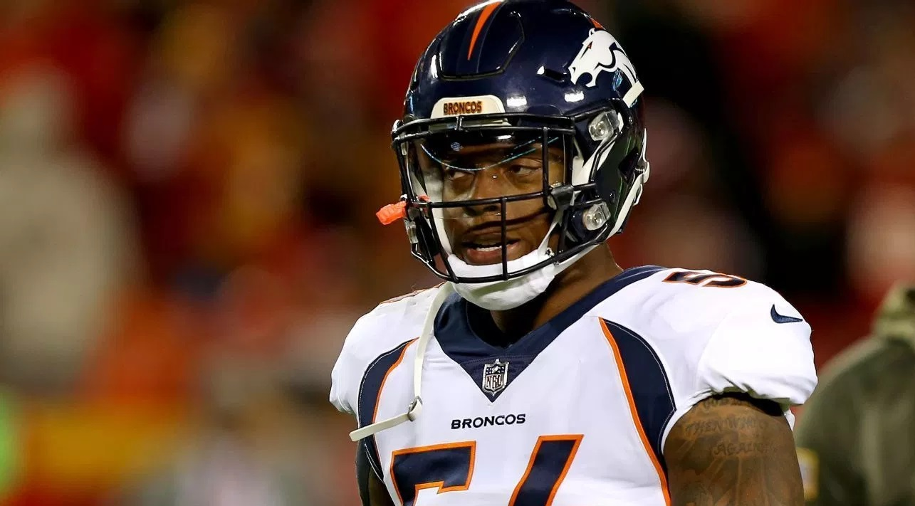 Broncos Brandon Marshall on Trump Comments: 'Disgusting'