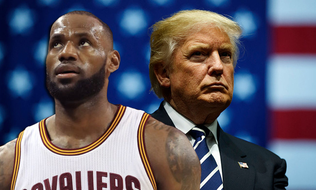 LeBron Says the Cavs Nor the Warriors Won't Be Going to the White House