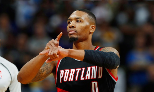 Damian Lillard Warns Blazers Fans to be Careful What They Wish For
