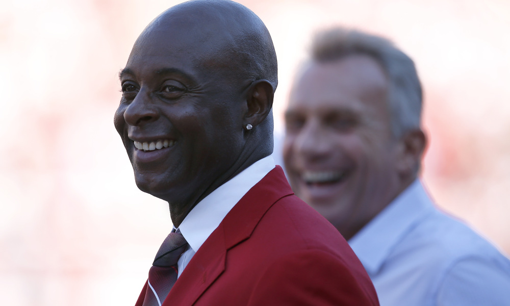 Jerry Rice Thinks He Can Still Play in the NFL