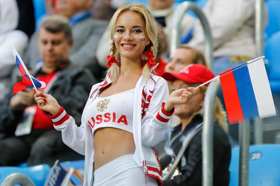 'Hottest' Russian World Cup Fan Natalya Nemchinova Is a Secret Porn Star