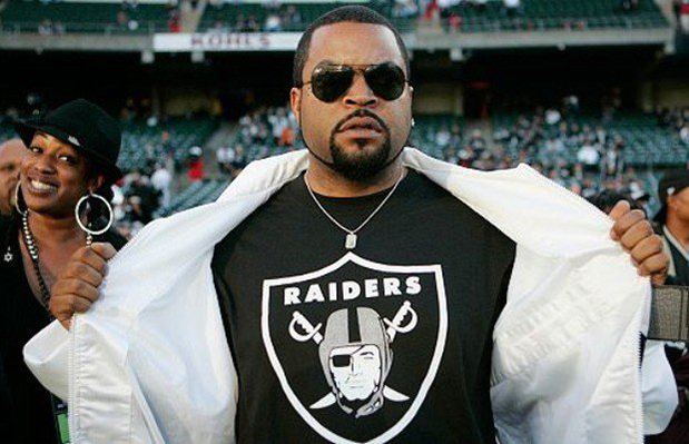 Ice Cube Weighs In on Raiders Moving to Las Vegas