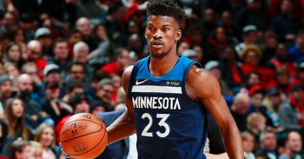 Jimmy Butler Turns down Extension offer From Timberwolves