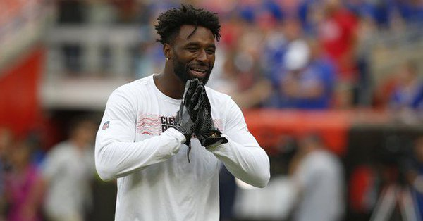Bills Players Call Out Jarvis Landry for 'Dirty' Block on Rookie CB Taron Johnson
