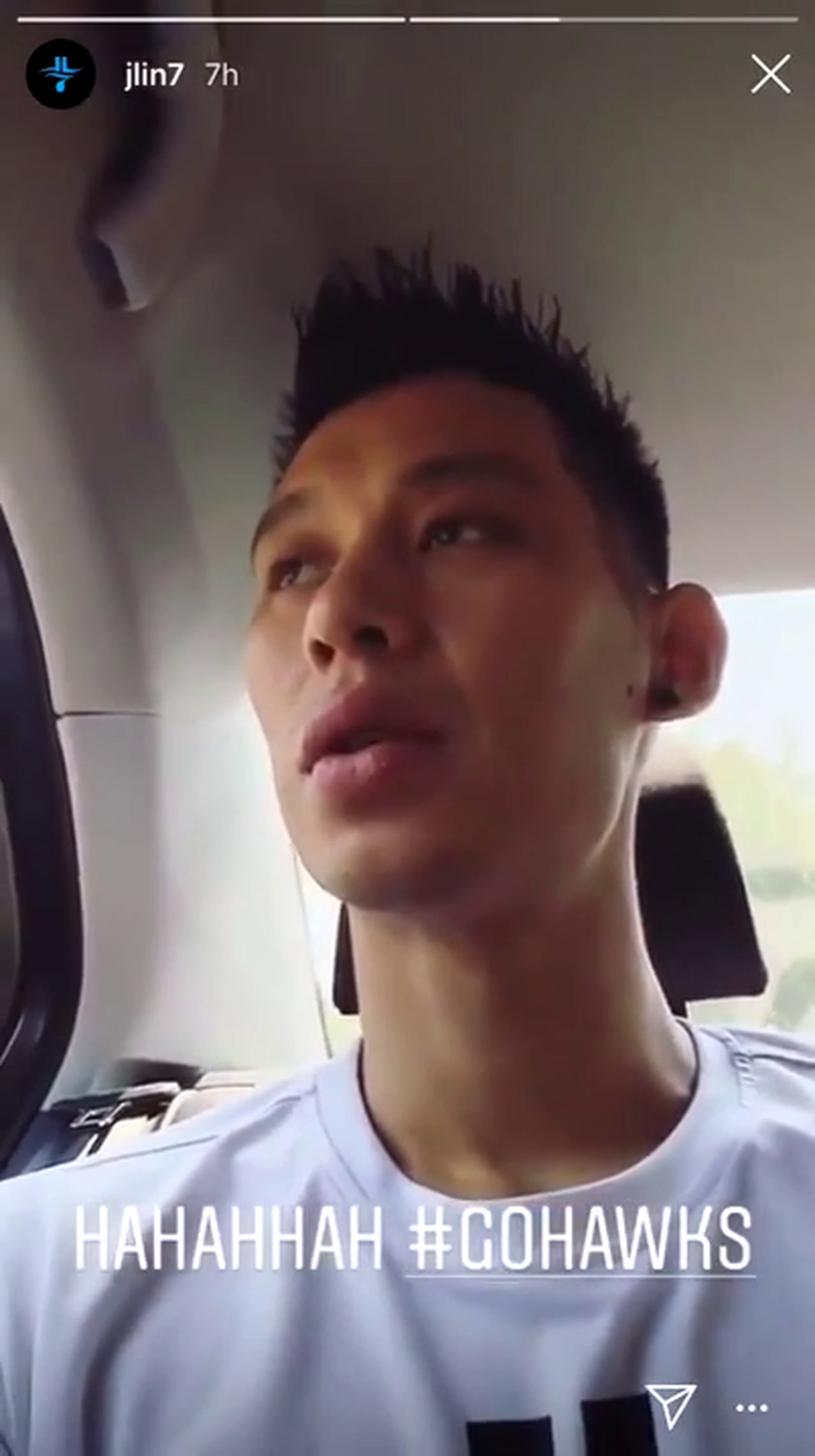 Jeremy Lin Gets Asked is He's a High Schooler