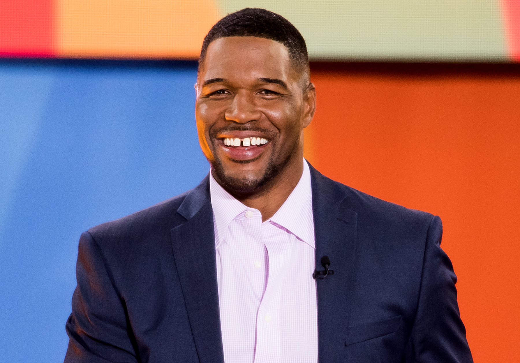 Michael Strahan Says He Would Kneel During National Anthem If He Was Still Playing