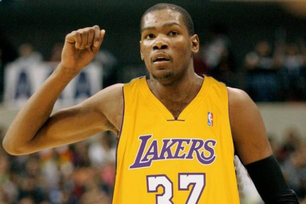 Source Says Kevin Durant Will Join the Lakers Next Season