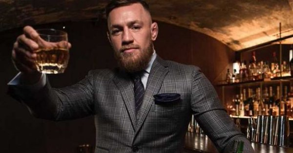Conor McGregor Teases Opening Up Presser