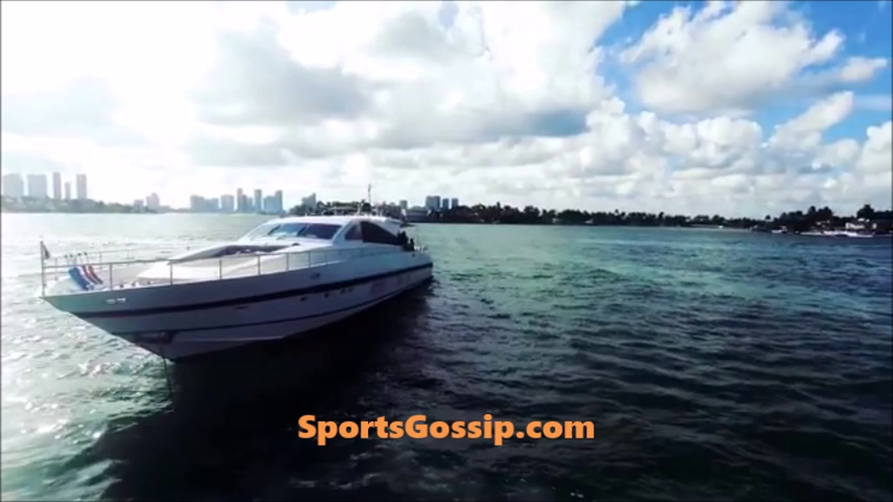 LeVeon Bell Album Release and Yacht Party