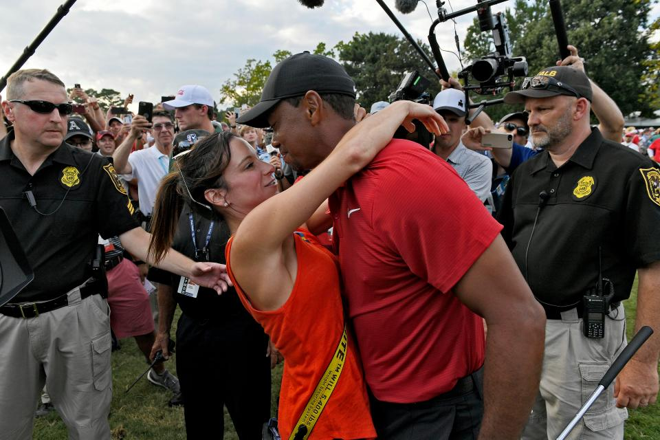 Tiger Woods Girlfriend Erica Herman is a Gold Digger?