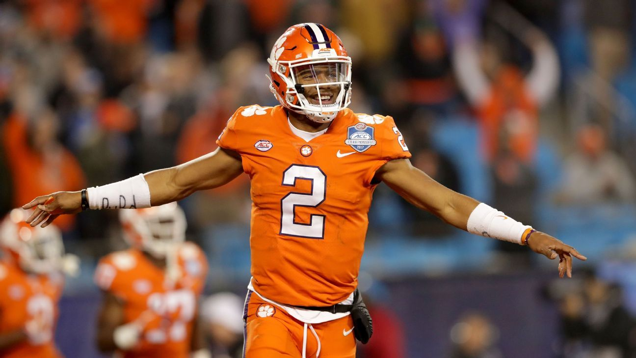 QB Kelly Bryant is Transferring from Clemson