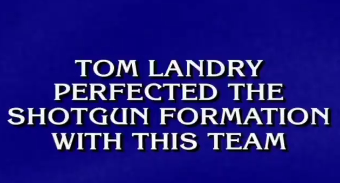 Jeopardy Contestants Fail to answer a single question in Talkin' Football Category