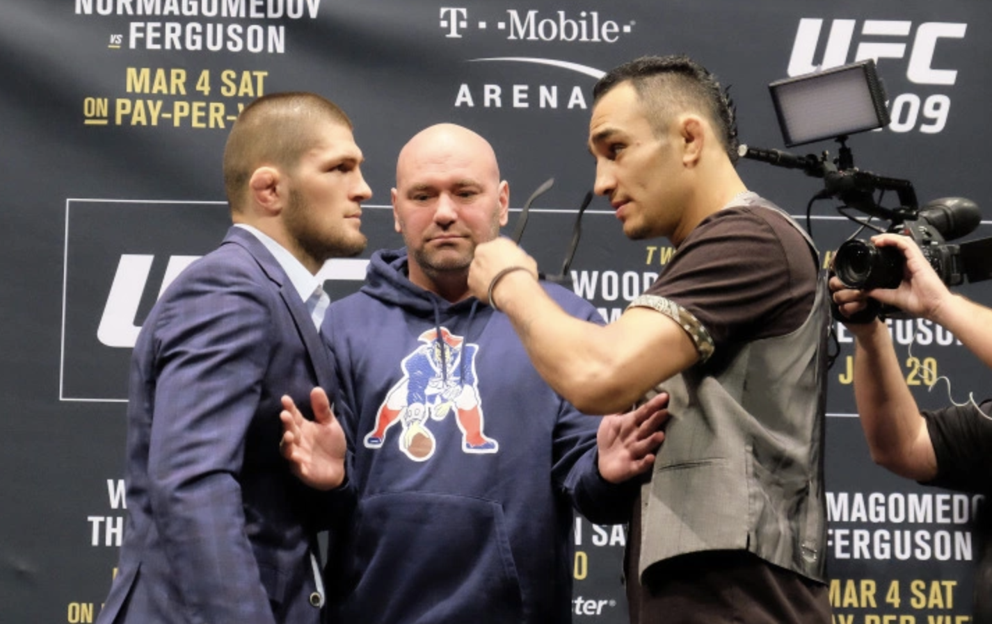 Tony Ferguson May Never Fight Again After UFC 223 According To His Opponent's Manager