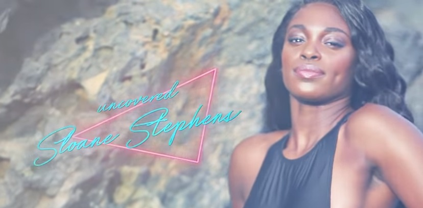 Tennis Champ Sloane Stephens Goes 'Full Butt Out' In Aruba   Uncovered   Sports Illustrated Swimsuit
