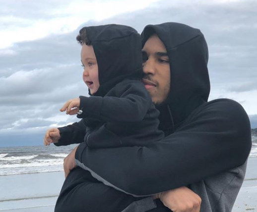 Jayson Tatum Shares Pictures of His Son on His Son's First Birthday