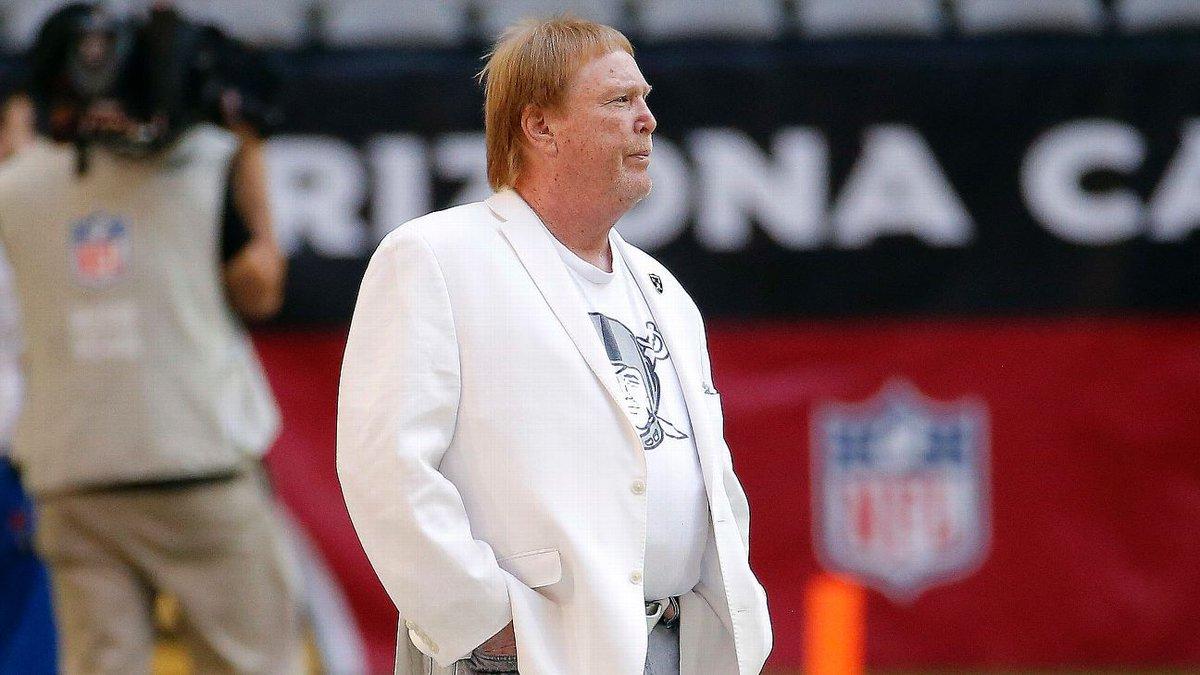Oakland Raiders Owner Mark Davis Calls Suit 'Meritless and Malicious'