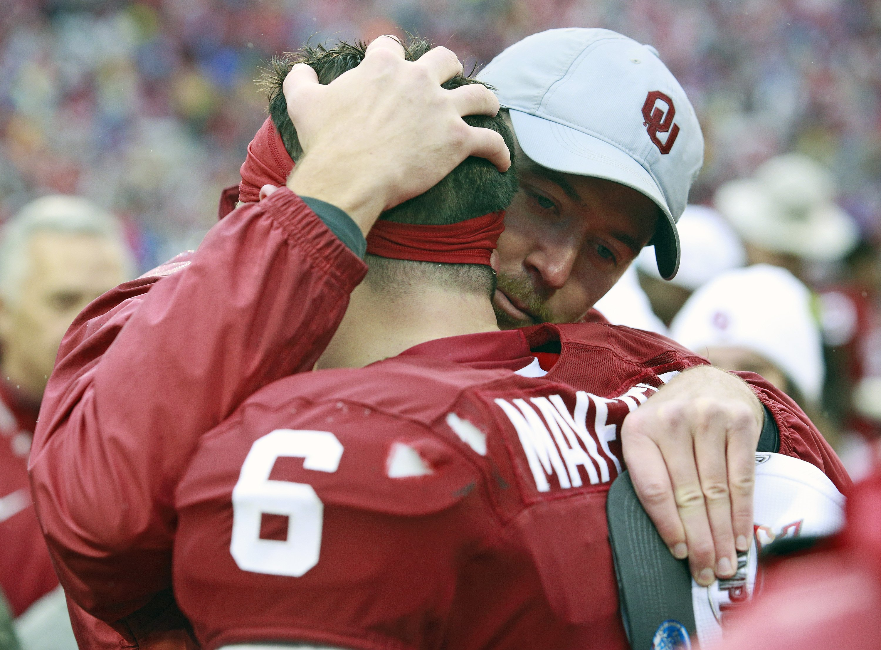 Oklahoma's Lincoln Riley Shows Support for Browns QB Baker Mayfield after Win Over the Broncos