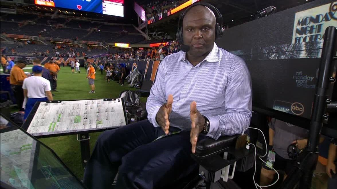 Booger McFarland Compared Stats to Bikinis