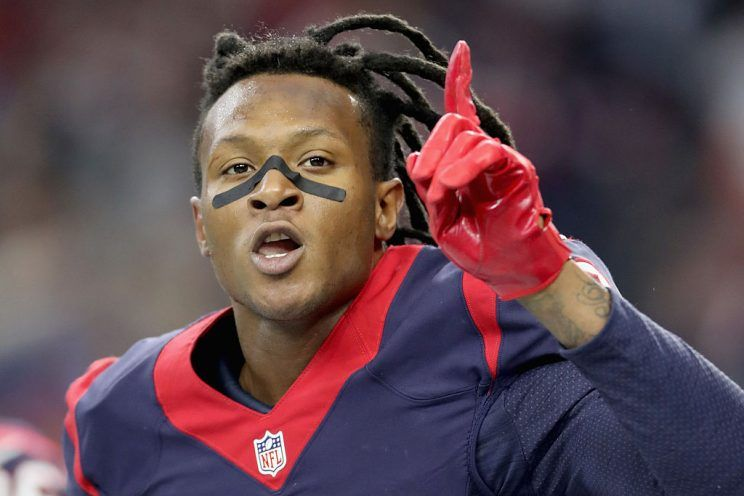 Texans Deandre Hopkins Pledges His Playoff Check to Family of a 7-Year-Old Drive-By Shooting Victim