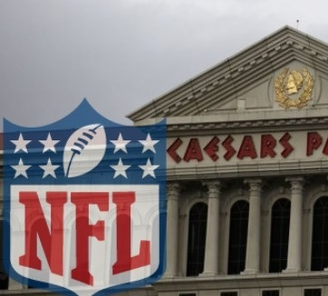 NFL Selects Caesars Entertainment As First-Ever Official Casino Sponsor