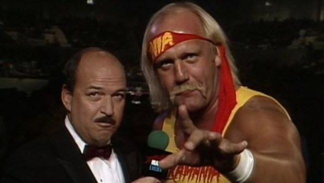 Hulk Hogan to Honor 'Mean' Gene Okerlund's Death in Special WWE Appearance