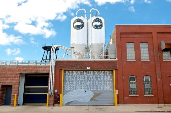 Chicago Brewery is Giving Away Beer for a Year if You Can Make a 43-Yard Field Goal