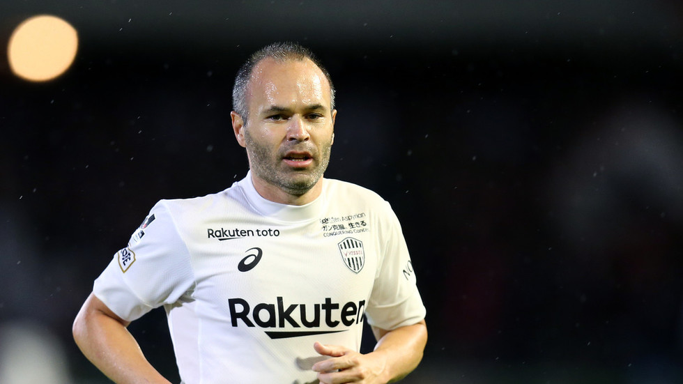 Soccer Player Andres Iniesta Apologizes for Blackface Post But Keeps Photos Online