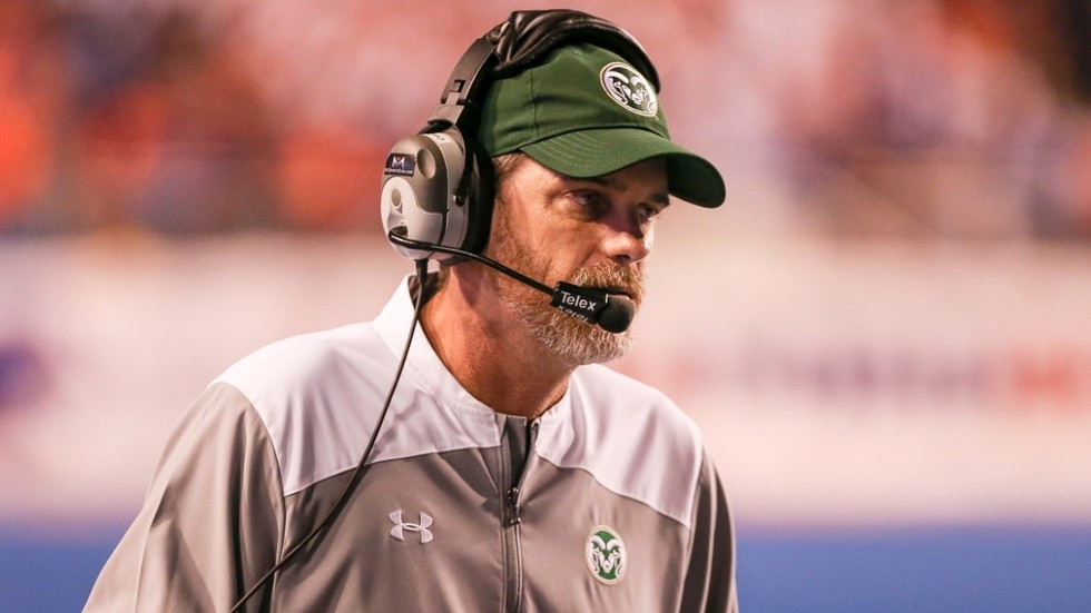 Colorado State Football Coach Mike Bobo Turned down $100,000 Pay Raise After Bad Season