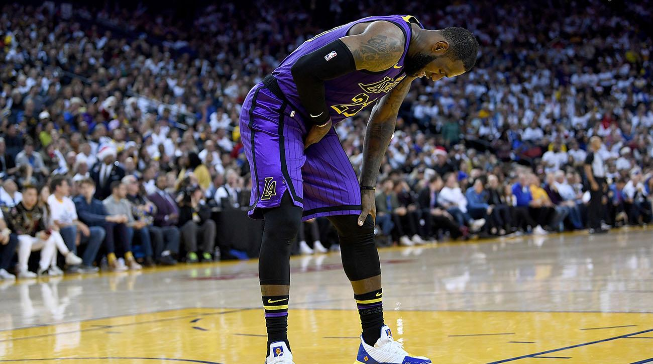 LeBron James is Cleared to Return to Practice Next Week