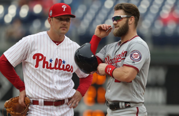Bryce Harper is Reportedly Finalizing a 13-Year, $330 Million Deal with the Phillies