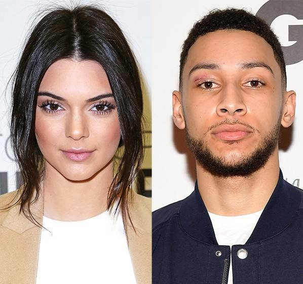 Ben Simmons and Kendall Jenner Spotted Back Together in Philly
