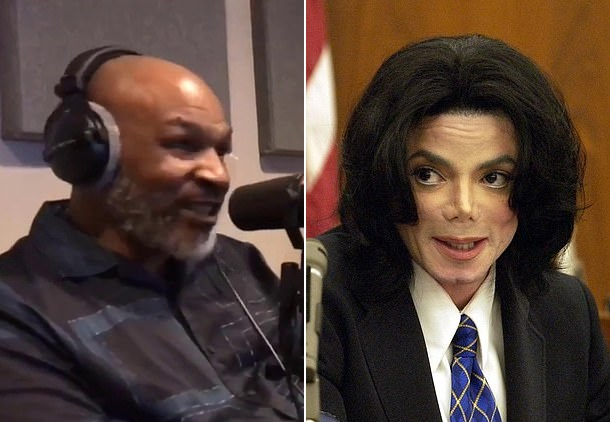 Mike Tyson Wouldn't Have let Michael Jackson Hang out With his Eight Year Old Son